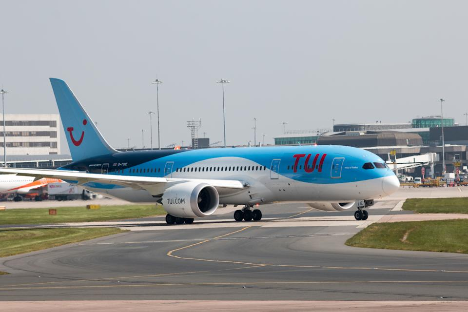 TUI has said it will start flying again from the end of June. Photo: Getty