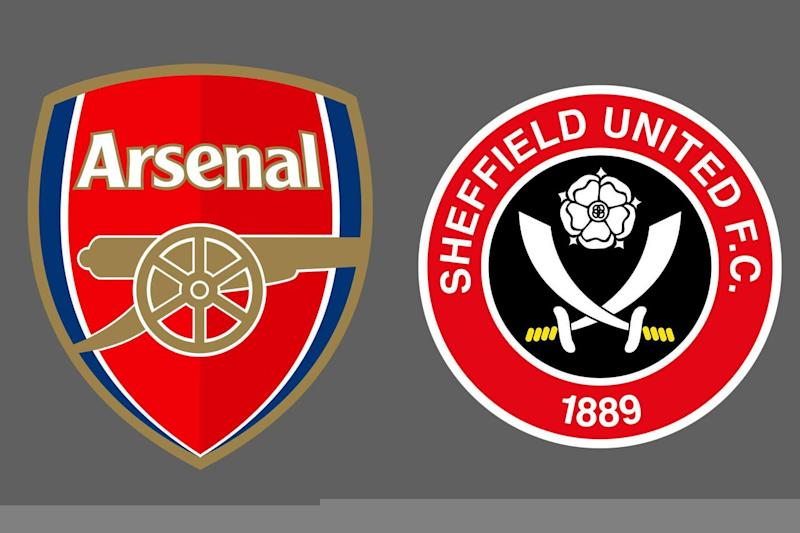 Arsenal-Sheffield United