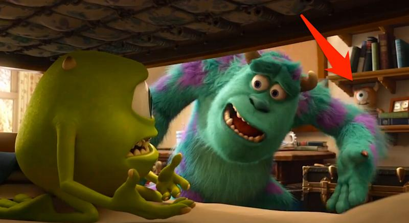 little mikey monsters university