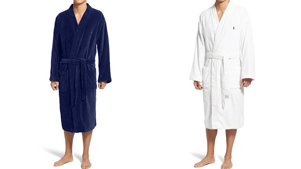 Best gifts for grandpa: Polo Ralph Lauren robe