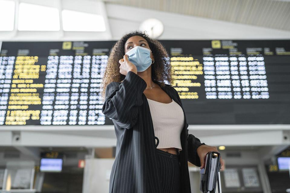 <p>Next year, people around the world will have a newfound understanding of safety when it comes to traveling during the pandemic. </p><p>While 79 per cent of travellers will take extra precautions when it comes to jet setting, 59 per cent have admitted they'll avoid certain destinations depending on Covid-19, and 70 per cent expect will be expecting tourist locations to allow for social distancing. In addition, some will opt to avoid public transport, which may result in more people opting to rent cars. </p><p>You can also expect more of us to be hot on health and safety measures, with two-thirds (67 per cent) accepting that spot checks on arrival at airports might become the norm, and 62 per cent stating they'd be happy to wear a mask in public. </p><p>However, unlike in recent months, less people will be willing to visit a location if they have to quarantine, with just 27 per cent admitting they'd do so.</p>
