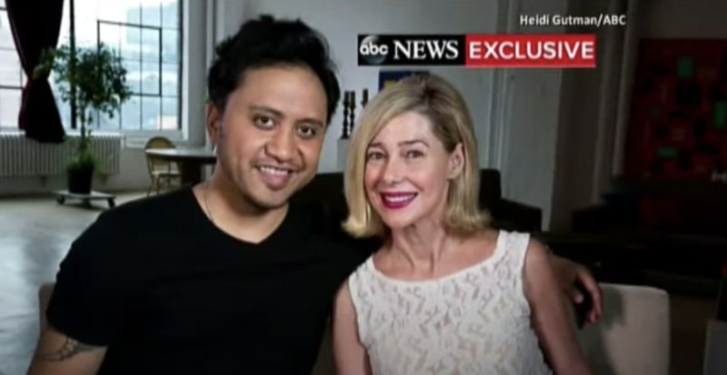 Mary Kay Letourneau pictured with Vili Fualaau.
