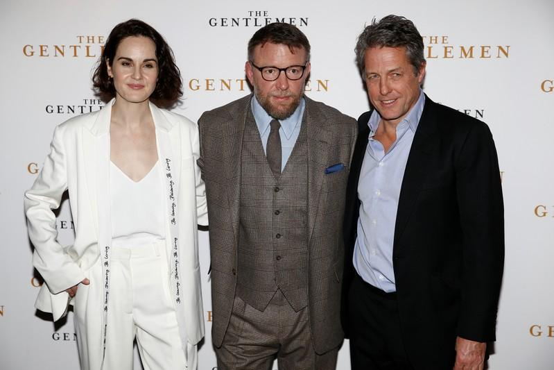 "Special screening of ""The Gentlemen"" in London"
