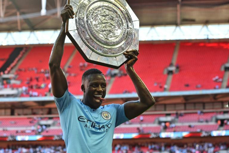 Manchester City's French defender Benjamin Mendy must stay focused