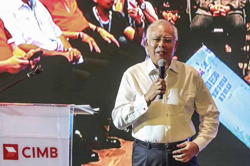 PM wants companies to follow CIMB's lead in women staff empowerment
