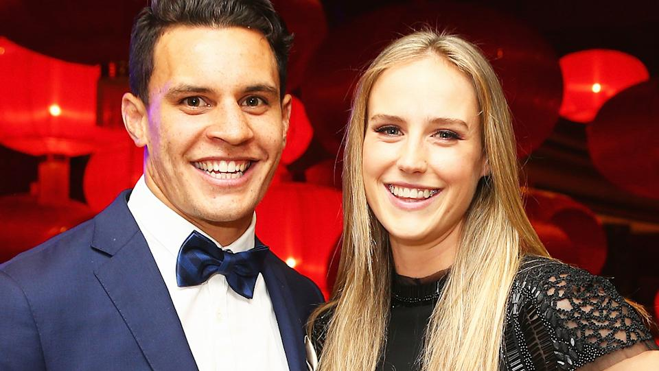 Ellyse Perry and her former husband Matt Toomua split in July last year, after marrying in 2015. (Photo by Robert Cianflone/Getty Images)