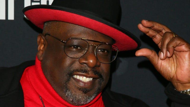 """Cedric the Entertainer at the premiere of A24's """"Uncut Gems"""" on December 11, 2019."""