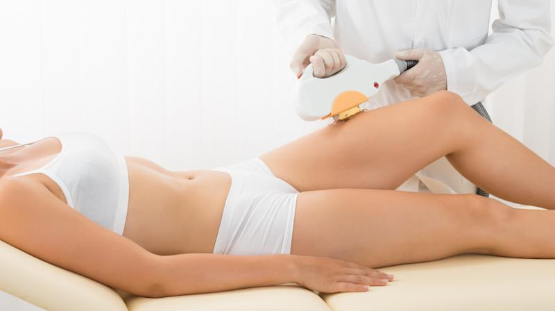 Laser hair removalcan be a costly but effective way to get rid of the unwanted hair people are sick of shaving, trimming or waxing.