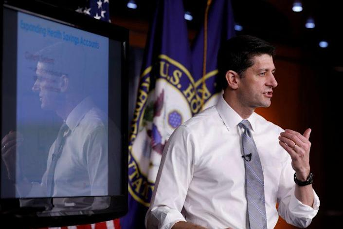 Paul Ryan (Photo: Aaron P. Bernstein/Reuters)