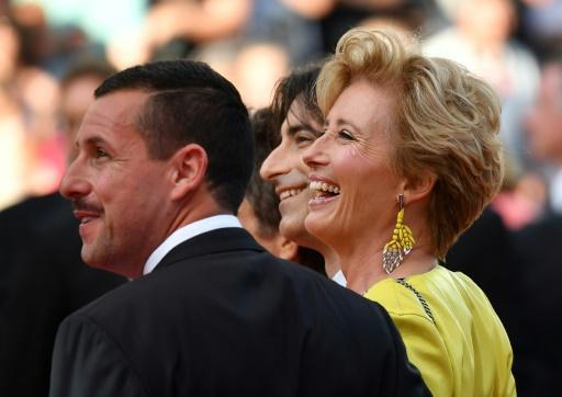 AIDS drama, Sandler comedy among breakout hits at Cannes