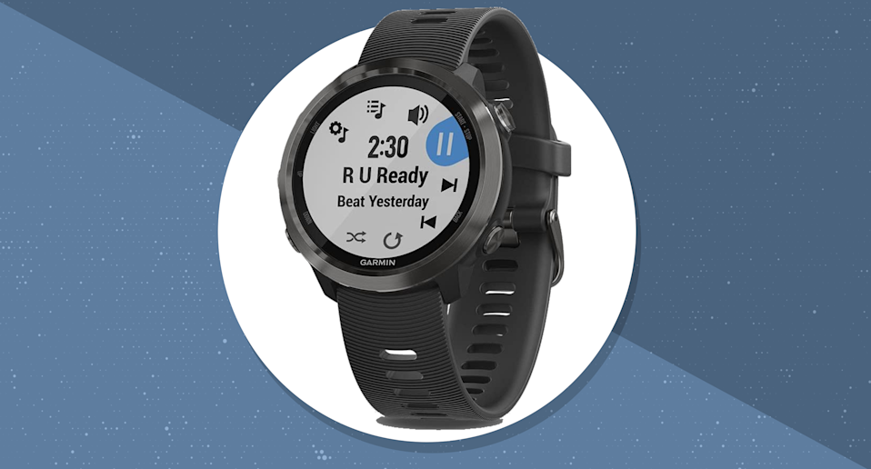 Save up to 49 percent on Garmin Forerunner 645 Music and GPS Watches, today only. (Photo: Garmin)