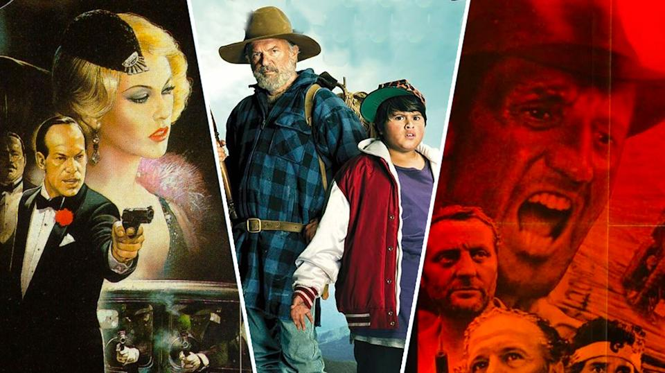 The Cotton Club, Hunt For The Wilderpeople, Sorcerer.