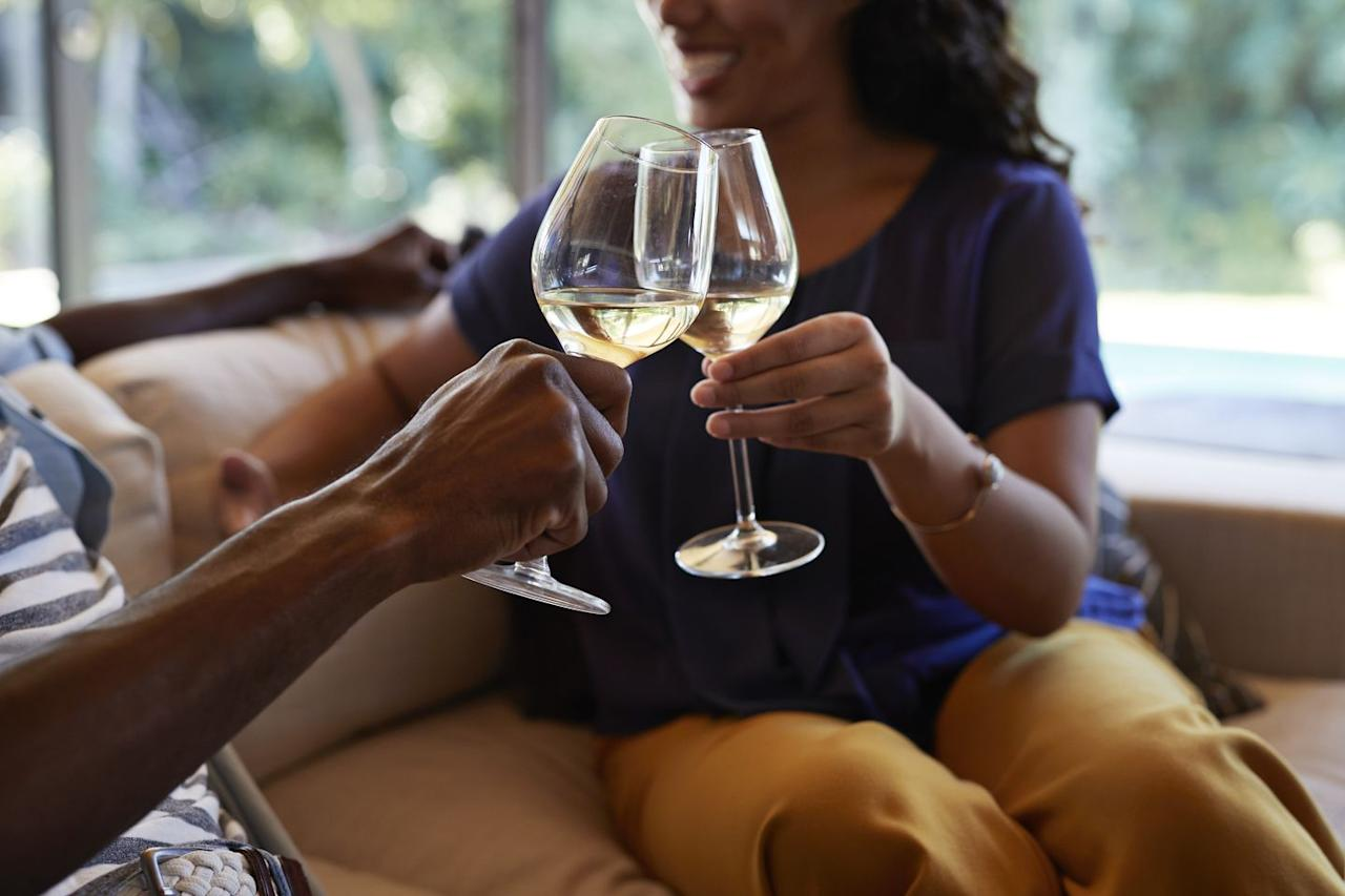 "<p>Is there really a better way to help make a friend's birthday special than by sending them a <a href=""https://www.goodhousekeeping.com/uk/wine/a32019902/wine-delivery/"" target=""_blank"">wine box delivery</a>? There are so many brands offering gift services, like Majestic Wine and Virgin Wines. Once their delivery has arrived, call them up and have a glass via Zoom to help them celebrate their day virtually. </p><p><a class=""body-btn-link"" href=""https://go.redirectingat.com?id=127X1599956&url=https%3A%2F%2Fwww.majestic.co.uk%2Fservices%2Fgifts&sref=https%3A%2F%2Fwww.goodhousekeeping.com%2Fuk%2Flifestyle%2Fg32220679%2Fgift-ideas-for-friends%2F"" target=""_blank"">BUY NOW</a></p>"