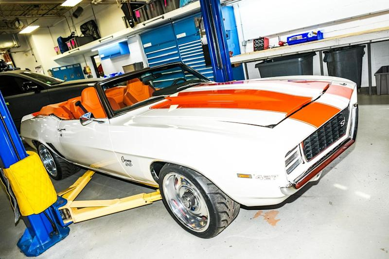 The Real-Life Fast & Furious Car Shop