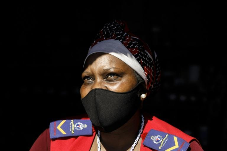 66-year-old sangoma Gogo Molahlegi believes that practices like bone reading must be done in person