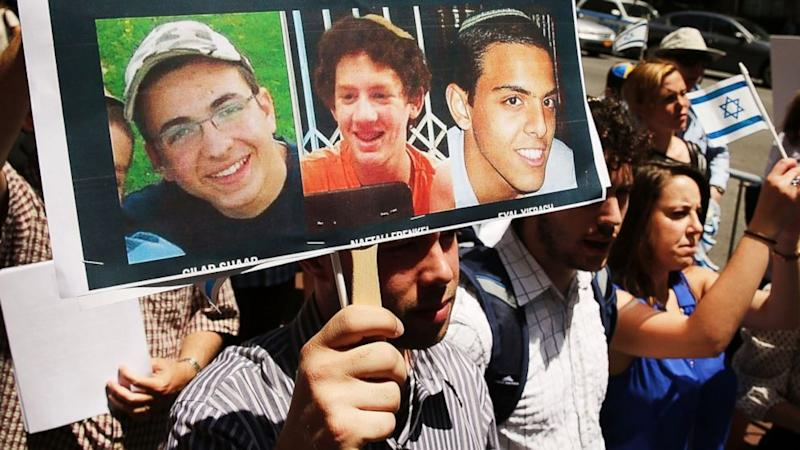 Israeli PM Calls Killers of Three Israeli Teens 'Human Animals'
