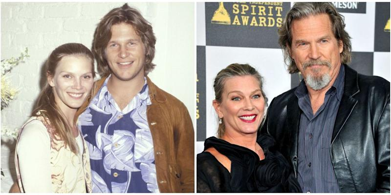 Jeff Bridges and Susan Geston's 40-Year Marriage Will Restore Your