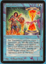 """<p>Kay, so this one isn't going to make you rich, but it goes for about <a href=""""https://www.ebay.com/itm/Timetwister-Unlimited-LP-MP-UNL-SEE-SCANS-MTG-Magic/183896010295?hash=item2ad10e6e37:g:z-4AAOSw4lldNwxr"""" rel=""""nofollow noopener"""" target=""""_blank"""" data-ylk=""""slk:$2,500"""" class=""""link rapid-noclick-resp"""">$2,500</a> on eBay which is not! too! shabby!</p>"""