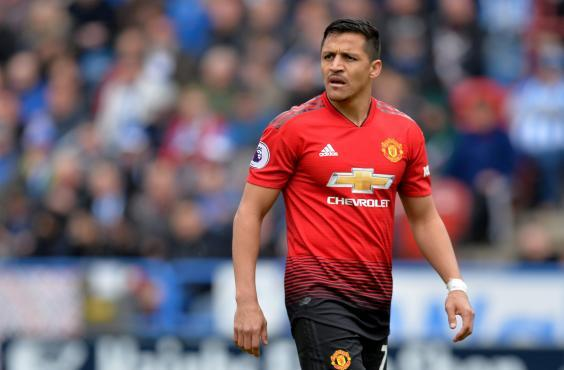 Sanchez's United career appears to be over (Reuters)