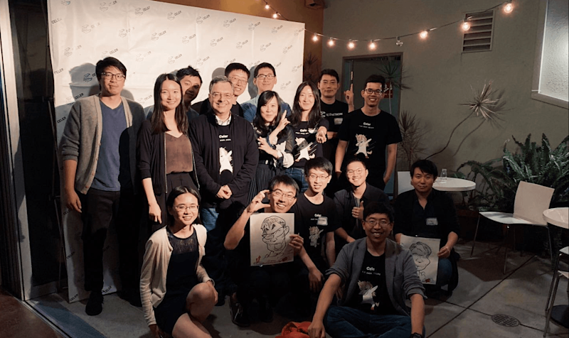Celer Network's token sale sold out of 597,014,925 CELR tokens in a mere 17 minutes and 35 seconds on the Binance Launchpad, but not without any issues. | Source: CelerNetwork