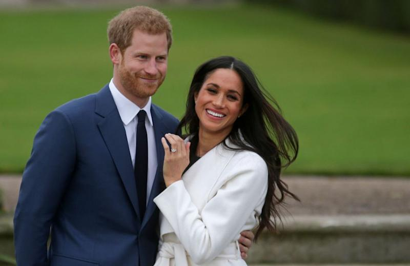 Experts are worried about the security concerns around Meghan and Harry's wedding. Photo: Getty Images