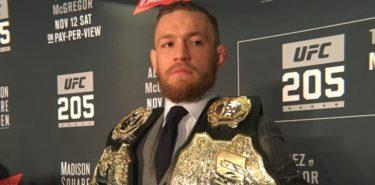 Conor McGregor Charged with 3 Counts of Assault and One Count of Felony Criminal Mischief