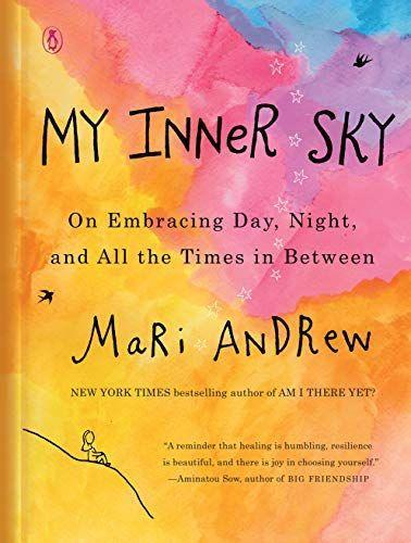 "<p><strong>Mari Andrew</strong></p><p>amazon.com</p><p><strong>$22.00</strong></p><p><a href=""https://www.amazon.com/dp/0143135244?tag=syn-yahoo-20&ascsubtag=%5Bartid%7C10070.g.34992652%5Bsrc%7Cyahoo-us"" rel=""nofollow noopener"" target=""_blank"" data-ylk=""slk:Buy Now"" class=""link rapid-noclick-resp"">Buy Now</a></p><p>We've all had to learn a lot about weathering storms this year. In this beautiful illustrated guide, Andrew takes readers through coping with the griefs, traumas, and challenges of life, while not missing out on the joys. It makes a wonderful gift for anyone who's been through a lot – or all of us. </p>"