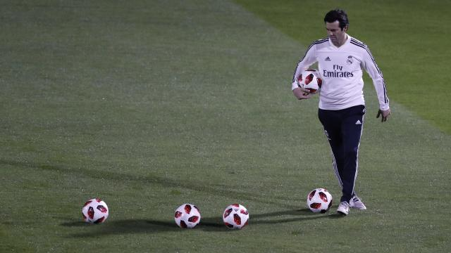<p>Los Blancos will take on Japanese side Kashima Antlers at the Club World Cup in Abu Dhabi.</p>