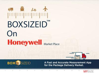 BoxSizeID users will have access to bar code scanning tools, improved cartonization, highly accurate manifesting, and data-driven logistics information.