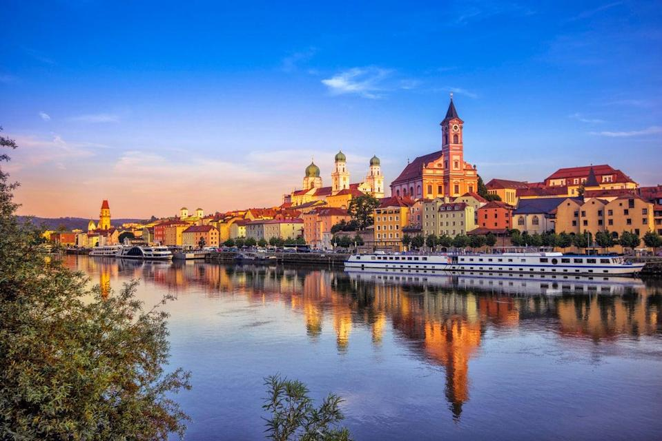 The cruise was sailing from Passau to Frankfurt (Getty Images/iStockphoto)
