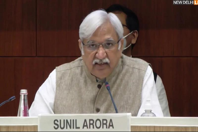 Decision to Hold Bihar Polls Amid Pandemic a Leap of Faith, Not Leap in the Dark, Says CEC Sunil Arora