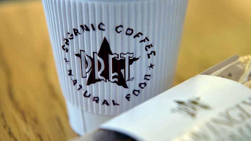Last week I tweeted that Pret was considering increasing its discount from 25p to 50p for any customer bringing a reusable cup.