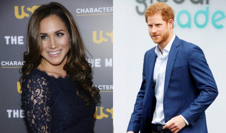 <i>Meghan Markle's previous marriage has been raising some questions [Photo: Getty]</i>