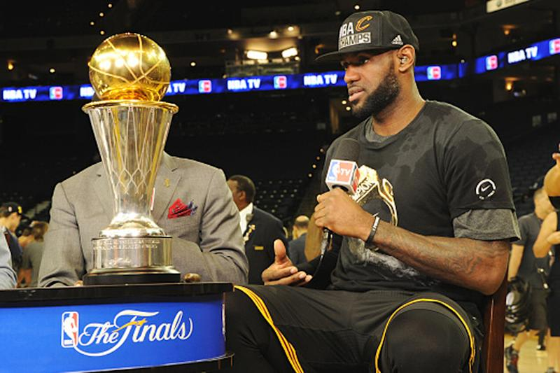 NBA Superstar LeBron James Says Donald Trump Has Emboldened Racists in US