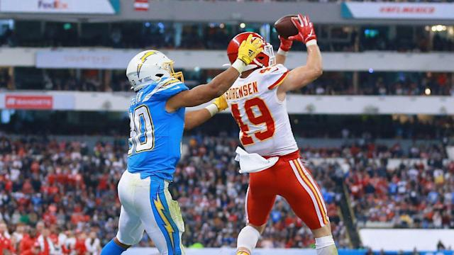 Five things we learned as the Chiefs beat the Chargers