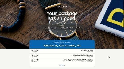 Pitney Bowes' New Post-Purchase Marketing Solution Connects Retail Brands with Consumers in The Moments That Matter Most