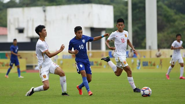 Indian U-16 National Team BRICS U-17 Football Tournament