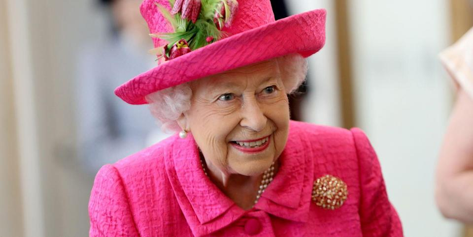 Queen Elizabeth Wears the Belgium Sapphire Tiara in Her New Canadian Portrait