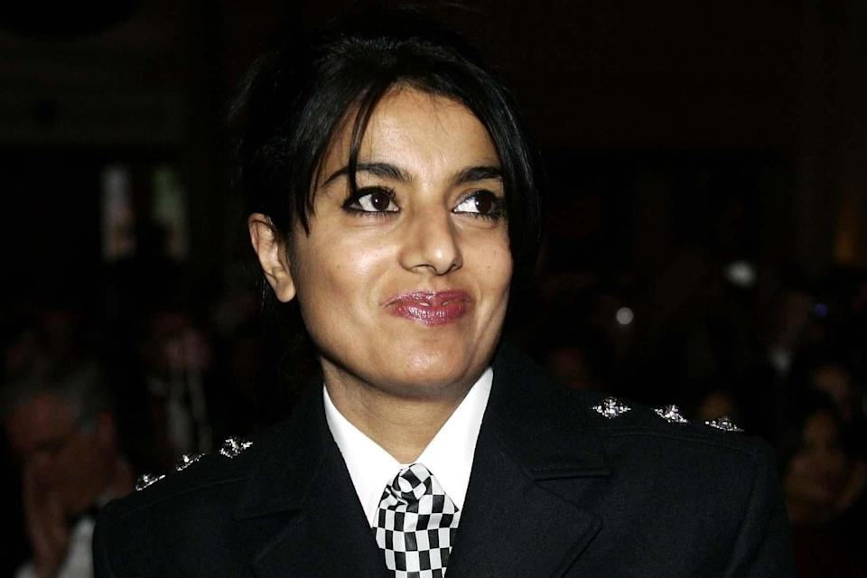 <p>Parm Sandhu, one the UK's most senior female Asian police officers who has accused the Met Police of discrimination</p> (PA)