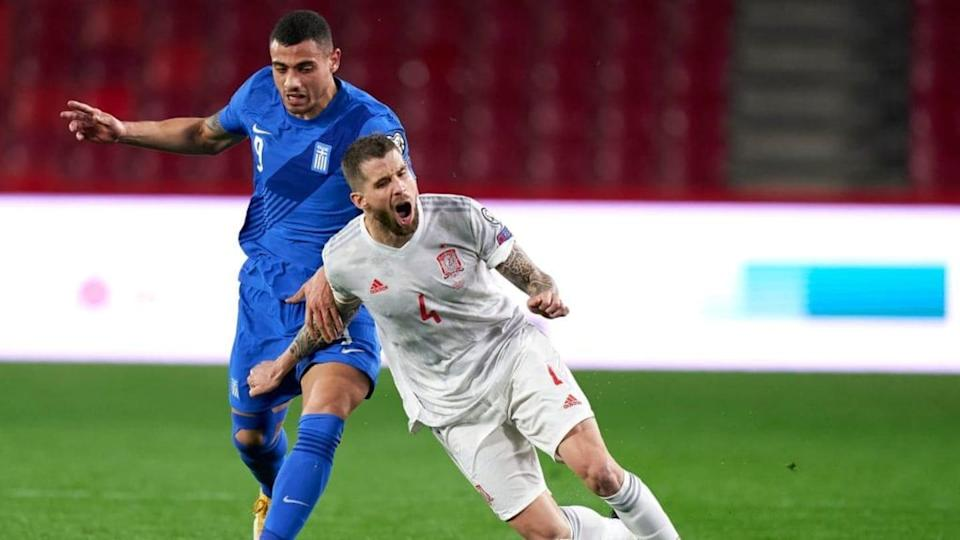 Spain v Greece - FIFA World Cup 2022 Qatar Qualifier   Quality Sport Images/Getty Images