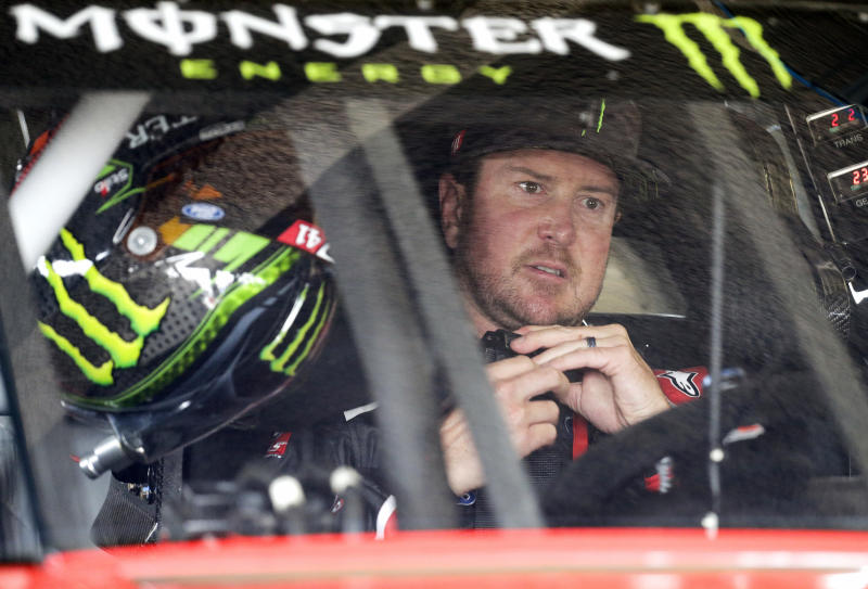 The Latest: Kurt Busch wins Daytona 500 for Stewart-Haas