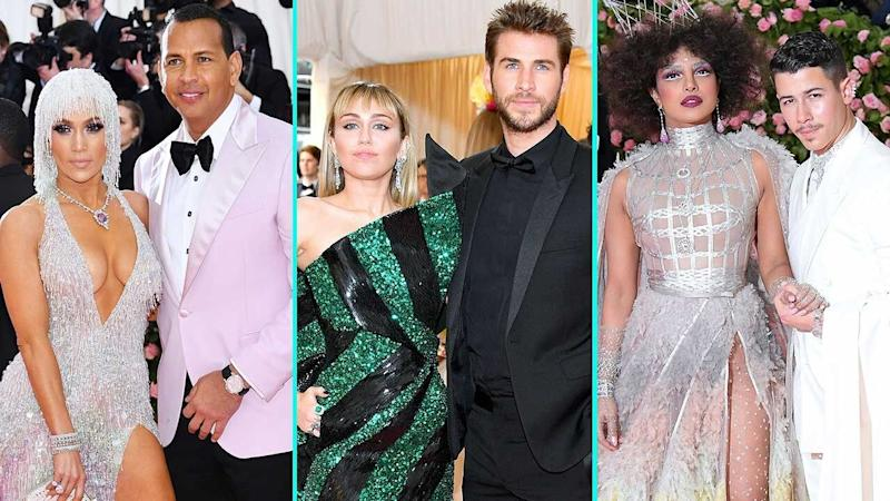 Some of the biggest names in music, TV and music turned out for fashion's biggest, wildest night in New York on Monday.