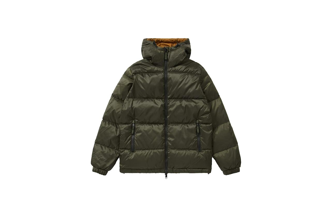 "$178, Everlane. <a href=""https://www.everlane.com/products/mens-redown-short-parka-forest-copper?collection=mens-today-only-sale"">Get it now!</a>"