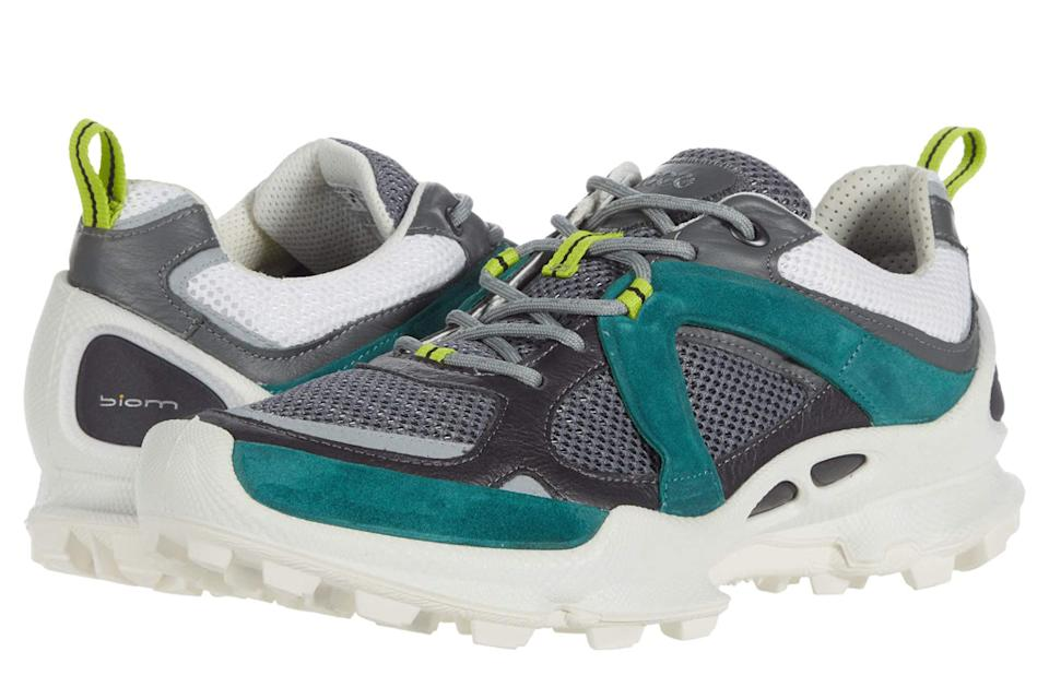 ecco, sneakers, trail shoes