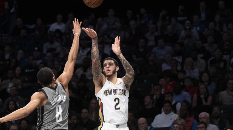 Notable Numbers: Love For Lonzo