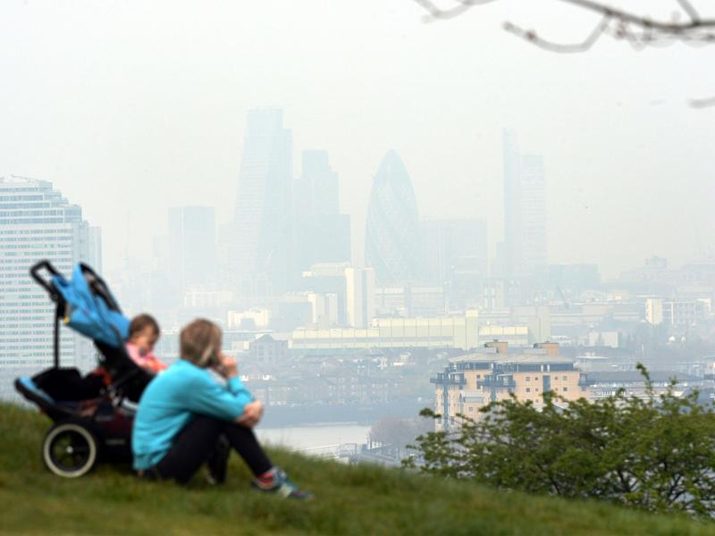 Air pollution is linked to asthma, heart disease and lung cancer: PA