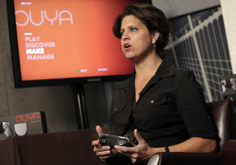 Ouya looks to make a dent in game console market