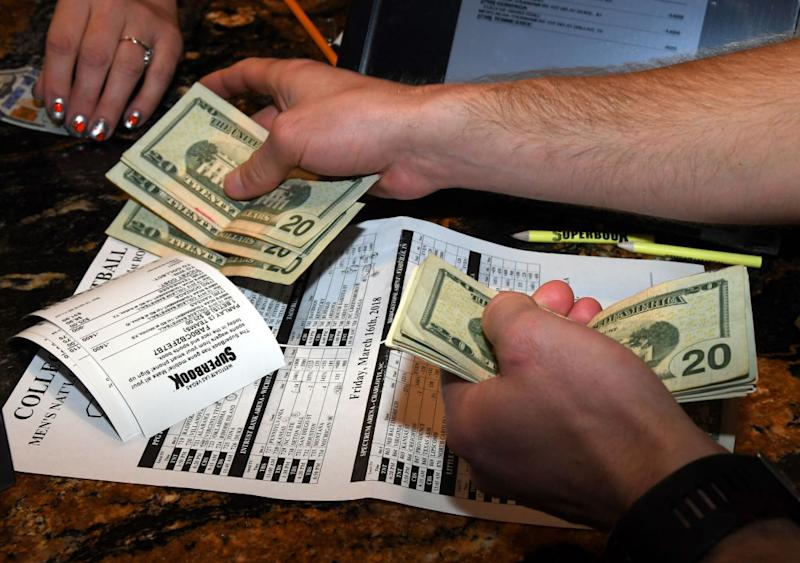 Las Vegas no longer has a monopoly on sports gambling. More