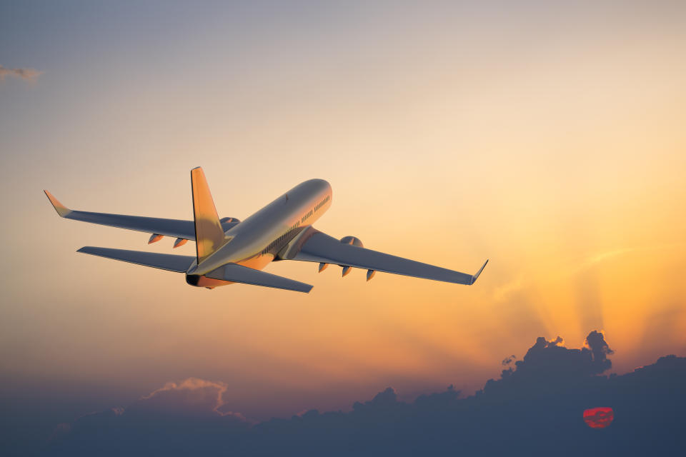 All the tips and tricks you need to know about flying. [Photo: Getty]