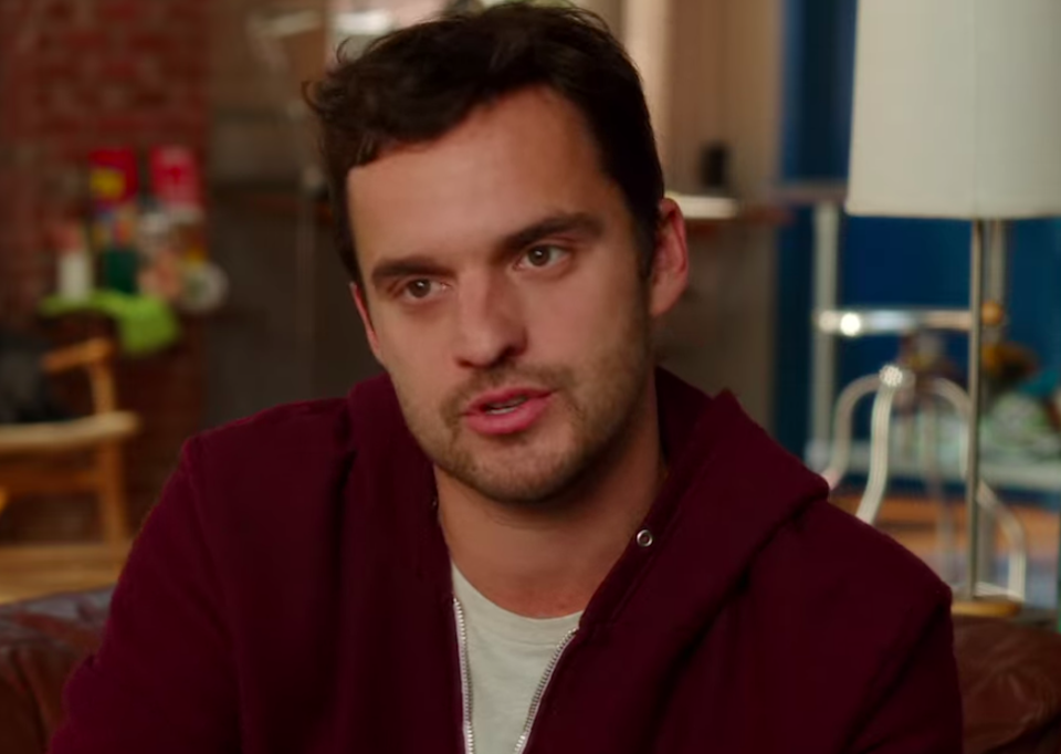 Ah yes, one of the best characters on television in existence — Nick Miller, Nick Miller, from the streets of Chicago.